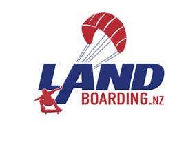 #84 for Logo design for Kite Landboarding, e.g. Kitesurfing, mountainboarding af utsabarua