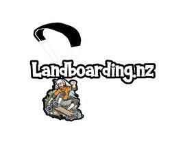 #81 for Logo design for Kite Landboarding, e.g. Kitesurfing, mountainboarding af sohelmirda7