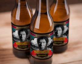 #1 para etiquetas logo cerveza artesanal homosapiens de martnavia
