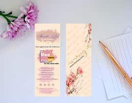 #58 untuk I need to create an insert/thank you card oleh burhanuddin1996