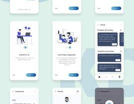 #6 for Mobile app design by ikdpartho