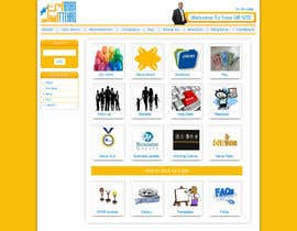 nº 13 pour Modify an existing Intranet Site for a department sub unit par santanubera9