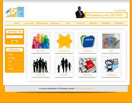 nº 7 pour Modify an existing Intranet Site for a department sub unit par sm4a