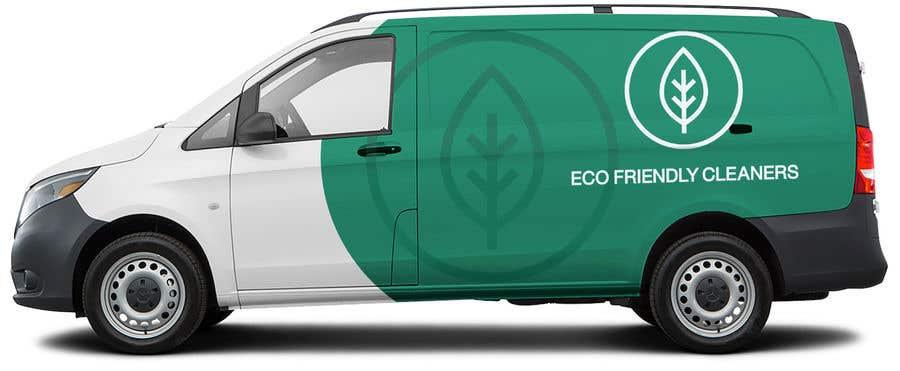 Bài tham dự cuộc thi #                                        34                                      cho                                         Design a van wrap
