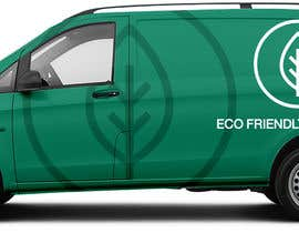 #48 for Design a van wrap by Omar452