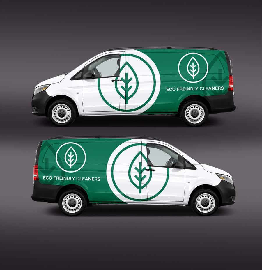 Bài tham dự cuộc thi #                                        61                                      cho                                         Design a van wrap