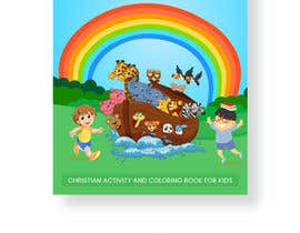 #39 for Design a Book Cover - Christian Activity Book by imranislamanik