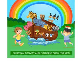 #43 for Design a Book Cover - Christian Activity Book by imranislamanik