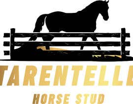 Nro 310 kilpailuun Horse Stud Logo käyttäjältä ronaldorafik2004