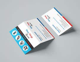 #105 for Folded Business Card DESIGN Needed by shankardhar125