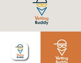 "#86 for Logo or branding for a app we are developing it is called ""Vetting Buddy"" by KunalDasDESIGN"