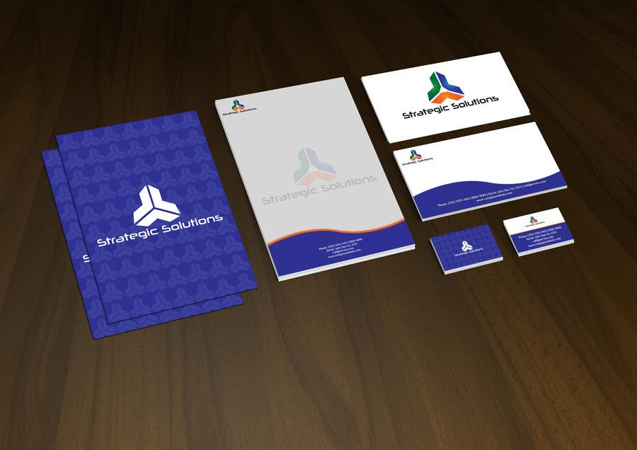 Contest Entry #12 for Logo Design for corporate apparel and promotional item company