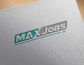 #4 untuk Create a logo for my Job portal : MaxJobs.in oleh aulhaqpk