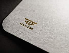 #10 untuk Create a logo for my Job portal : MaxJobs.in oleh sujanarahman