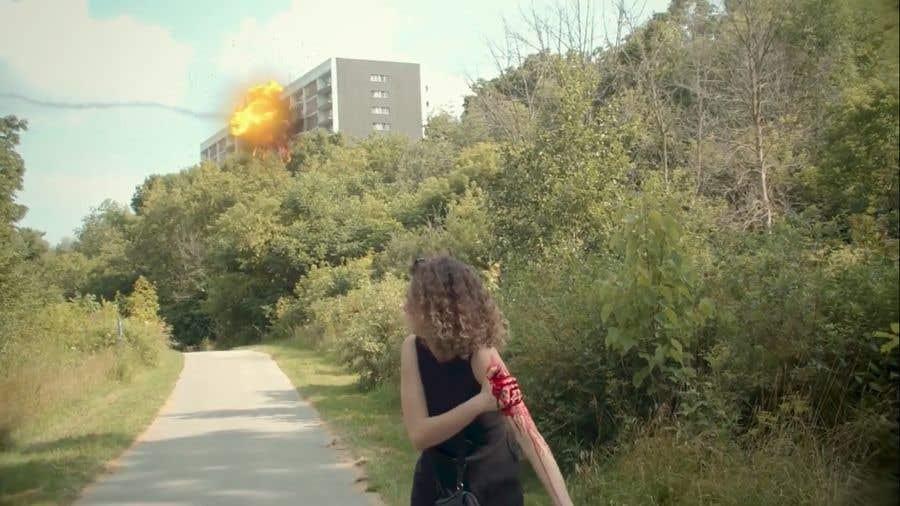 Inscrição nº                                         14                                      do Concurso para                                         Add a better SOUND to the explosion