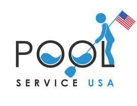 #57 for Pool Service USA Logo av Atharva21