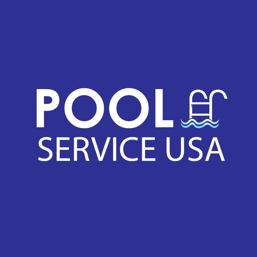Konkurrenceindlæg #                                        33                                      for                                         Pool Service USA Logo