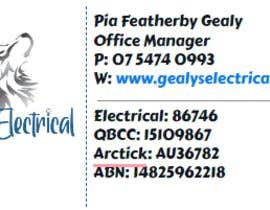 #25 for Editable Email Signature by dipchaklader