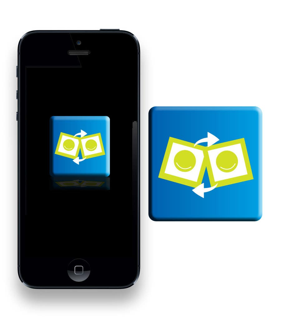 Konkurrenceindlæg #                                        39                                      for                                         Icon or Button Design for a photo sharing app
