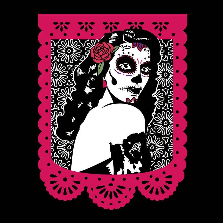 Penyertaan Peraduan #                                        29                                      untuk                                         Maria Felix Dia de Muertos