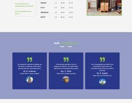 nº 14 pour Competition - Landing page layout re-design - Looking for Conversion Friendly Design par sharminakter4289