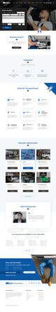 Graphic Design Penyertaan Peraduan #70 untuk Design website and all pages