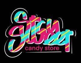 #135 for Create a logo for a candy store by dyloewiday