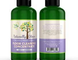 #1 for Green Cleaning Product line label by khaladamasfee