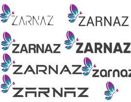 #82 for Design a Logo for Zarnaz by shohanrfl