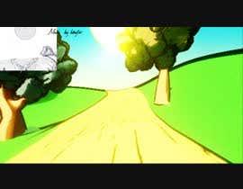 #22 untuk Animation for Music video oleh kmytort
