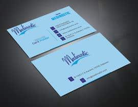 Nro 320 kilpailuun Visiting Card Design käyttäjältä shamimit2020
