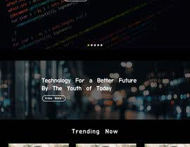 #11 for Redesign Homepage by fahim1601107