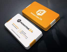 #133 for Business cards Design for advertising technology Argentur af FRIENDSGRAPHICS