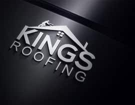 #312 for Logo Design For Kings Roofing by ra3311288