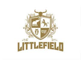 #62 for Logo for Family Crest - Littlefield by HamzaJawaid12