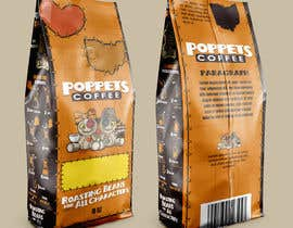 #166 for Coffee Bag Design by EdgarxTrejo