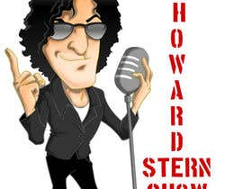nº 13 pour Cartoon for The Howard Stern Show par kingmaravilla