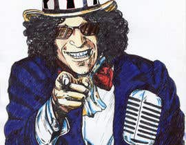 #27 for Cartoon for The Howard Stern Show by aprilily21
