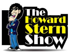 nº 18 pour Cartoon for The Howard Stern Show par MyPrints