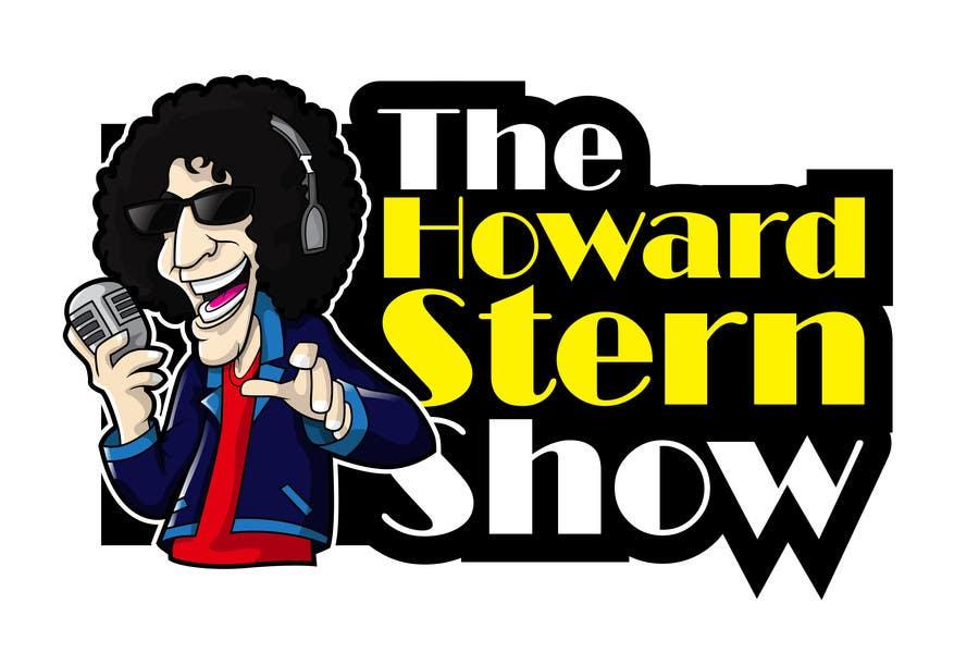 Penyertaan Peraduan #20 untuk Cartoon for The Howard Stern Show