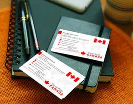#57 for Business Card English and French by SiddharthDey2019