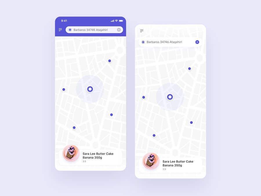 Konkurrenceindlæg #                                        11                                      for                                         Design a iOS screen (screen 1)