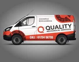 abdsigns tarafından work van graphic design için no 28