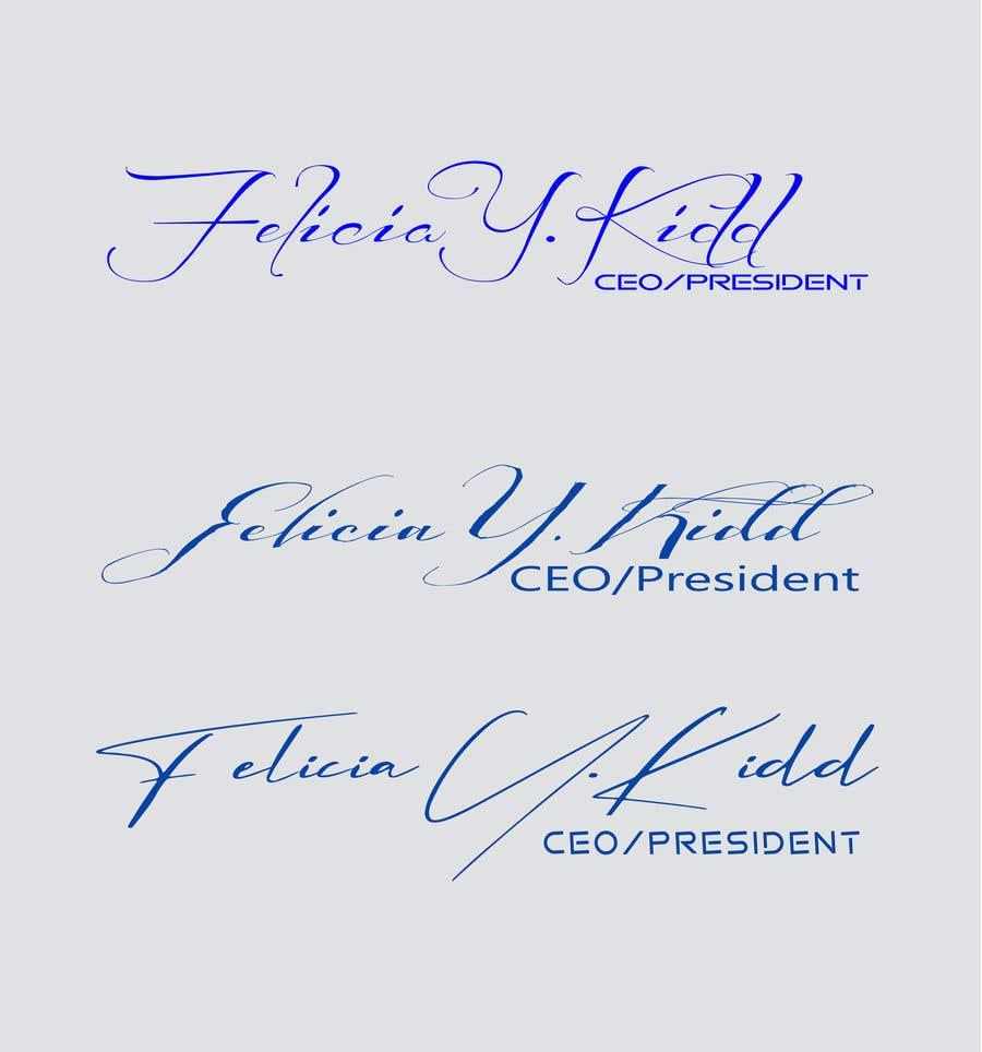 Kilpailutyö #                                        74                                      kilpailussa                                         Create my custom signature