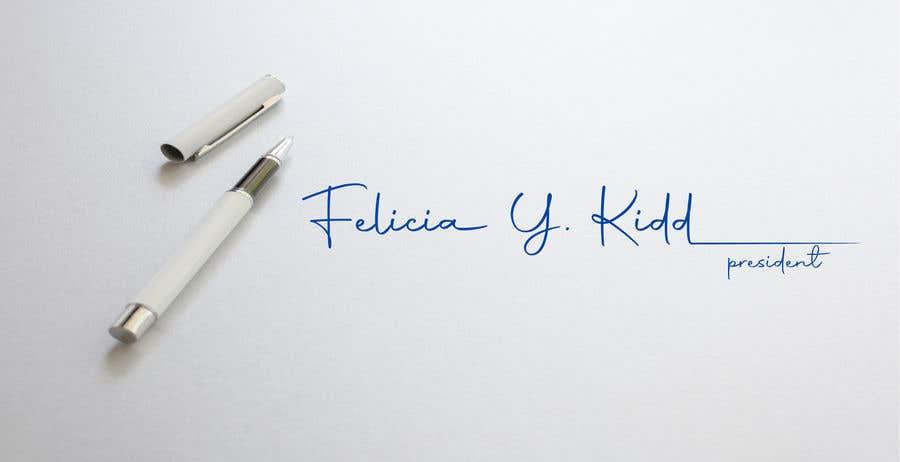 Kilpailutyö #                                        66                                      kilpailussa                                         Create my custom signature