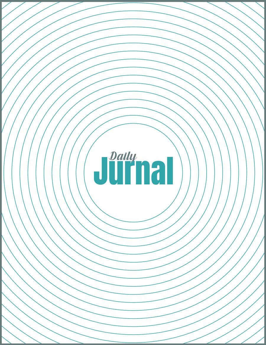 Contest Entry #                                        17                                      for                                         Design a Journal (Cover + Page) for Print