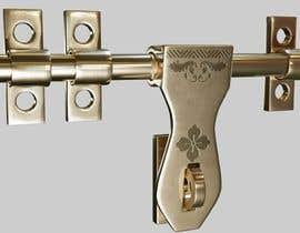 #57 for Designs for Brass Aldrops af ferdousshimu
