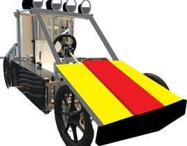Nro 40 kilpailuun Design sketch for a tiny car for kids käyttäjältä ahmedfahimsam