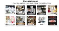 Graphic Design Конкурсная работа №46 для New design for 10 Categories pics