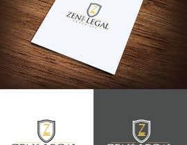 Nro 587 kilpailuun Logo for Zeni Legal Group, LLC käyttäjältä imranislamanik